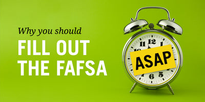 Time to file your FAFSA – Don't miss the deadline
