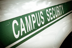 College student security on campus