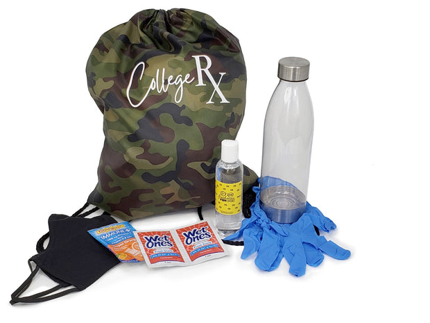 "The College ""Go"" Bag"