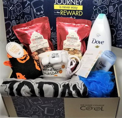 9-month College Care Package & Gift Subscription