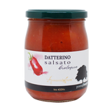 Tomates Datterino en sauce - Agriculture BIO-Musicale.