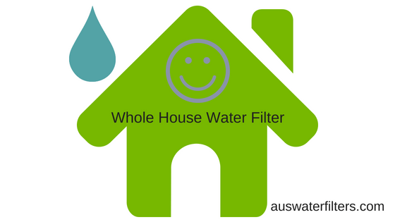 Ever thought of a whole house water filter?