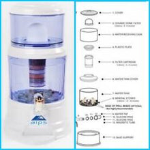 ALPS Water Filter 12L Parts