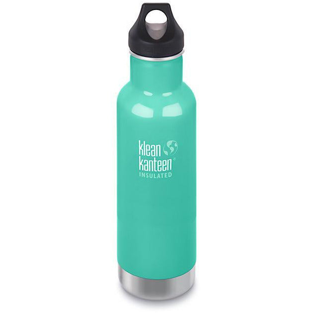 KLEAN KANTEEN Stainless Steel Bottle Insulated 592ml - Sea Crest