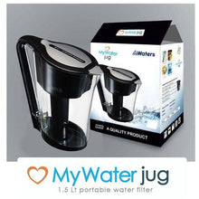 Waters Co My Water Jug 1.5L Water Filter Box