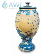 Peter Wallace Pottery Ceramic Water Filter Nickle