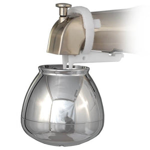 Sprite Bath Ball Water Filter - Chrome