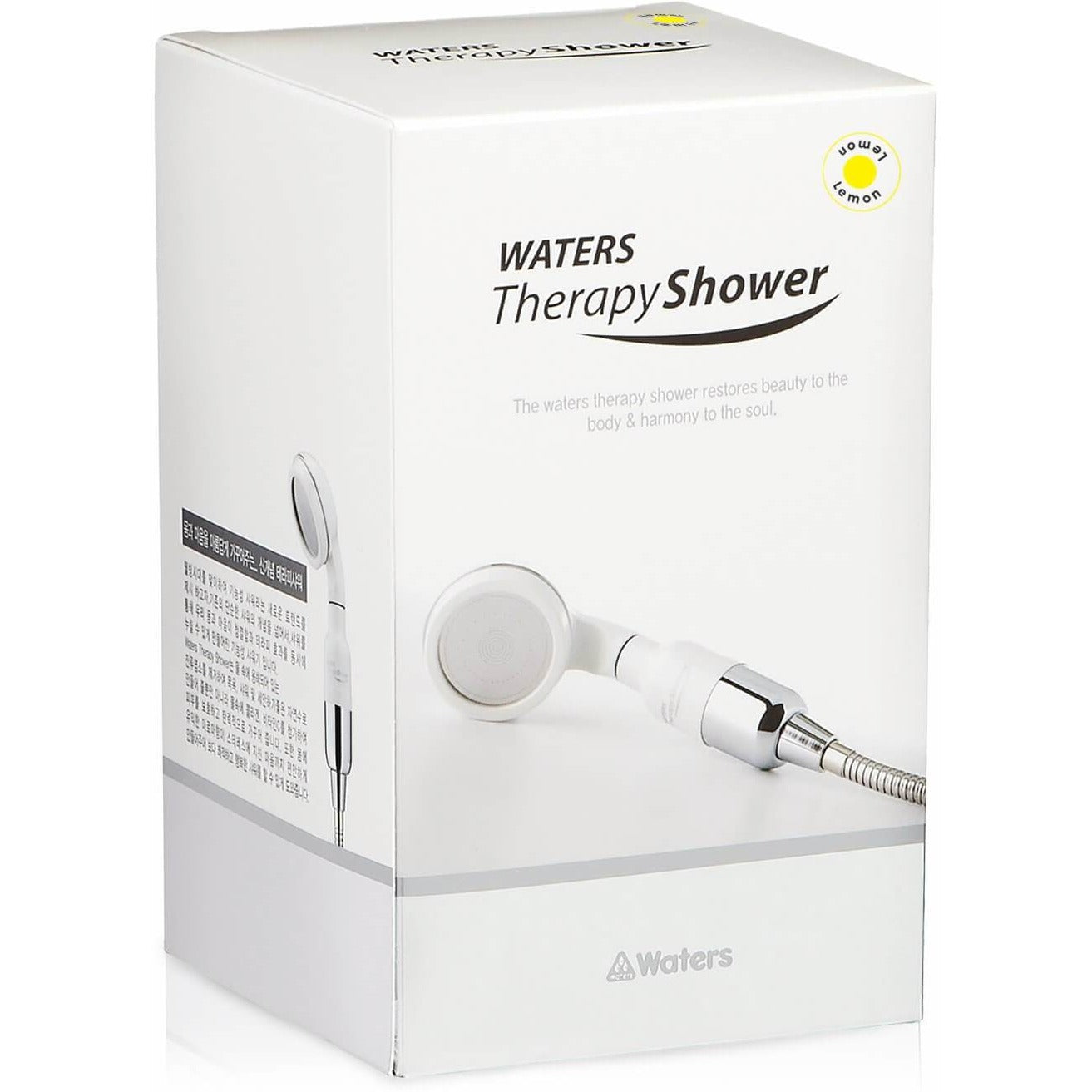 Therapy Shower Deluxe Lemon