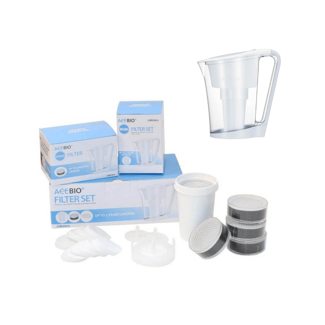 Waters Co Ace Bio+ 1 litre Replacement Filter Set
