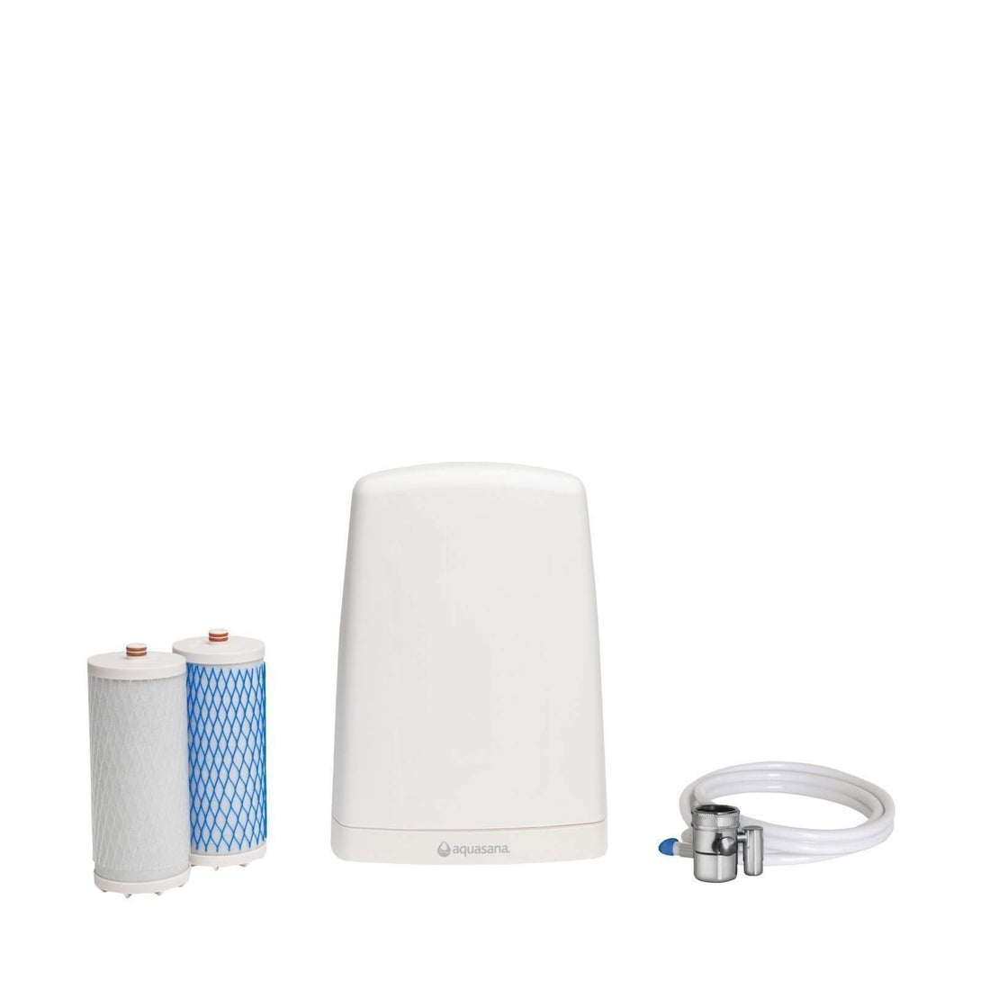 Aquasana Countertop Water Filter AQ 4000 White