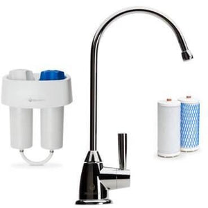 Aquasana Aquasana Undersink Premium Water Polished Chrome 1