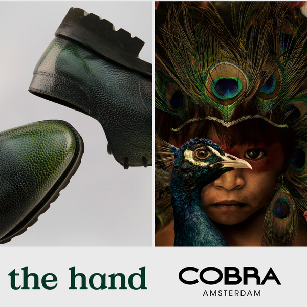 The Hand x Cobra Art Gallery