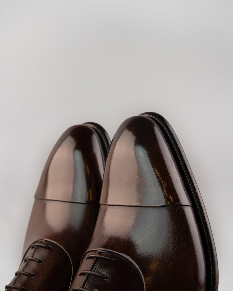 Toecap | Dark Brown