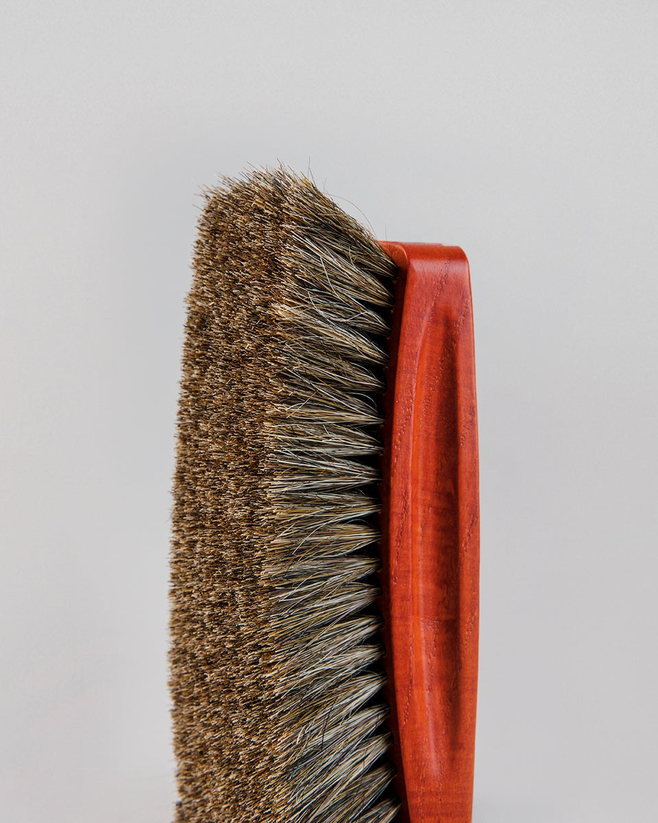 Horsehair Shoe Brush | Extra Large