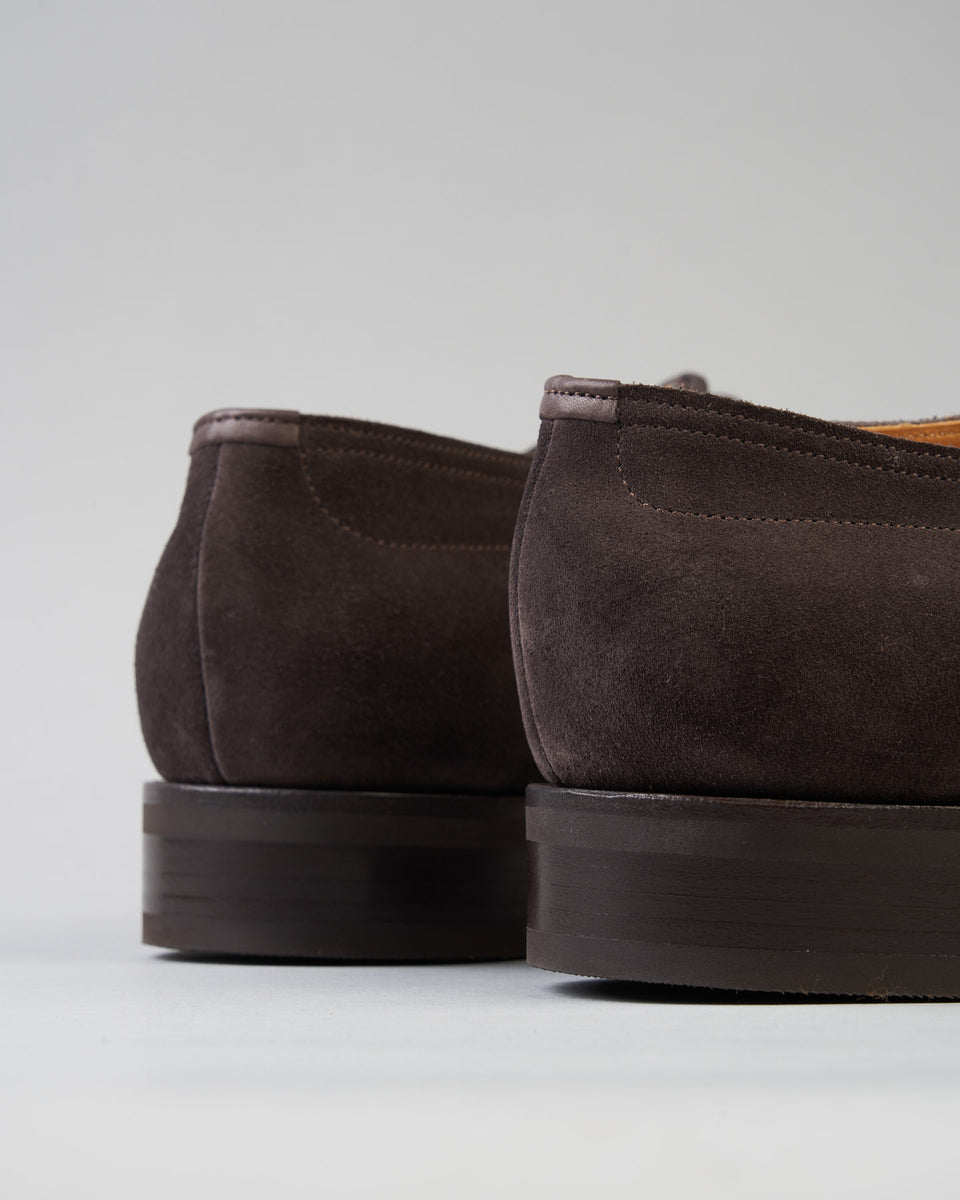 Dover | Unlined | Suede | Lavagna