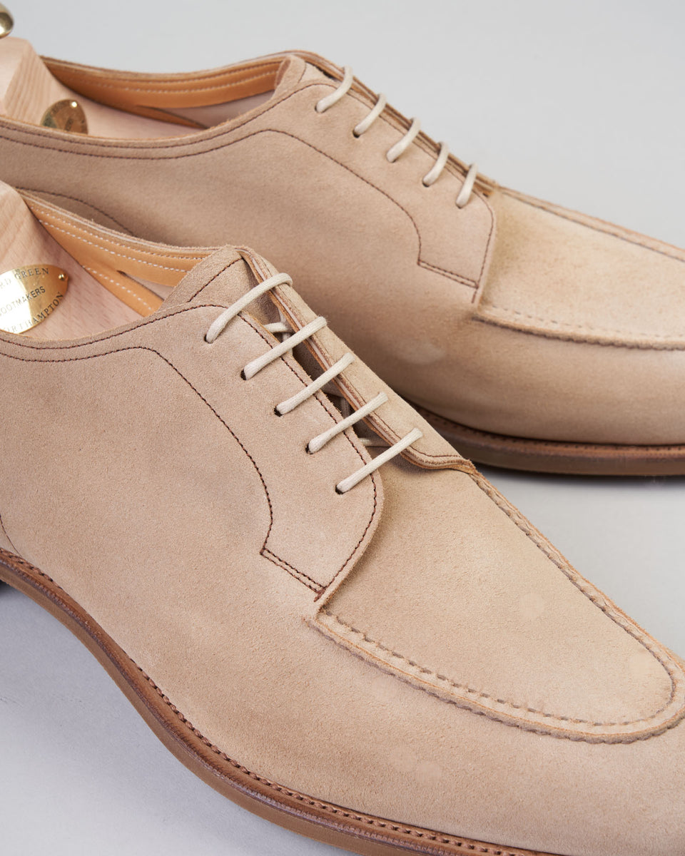 Dover | Unlined | Suede | Oyster