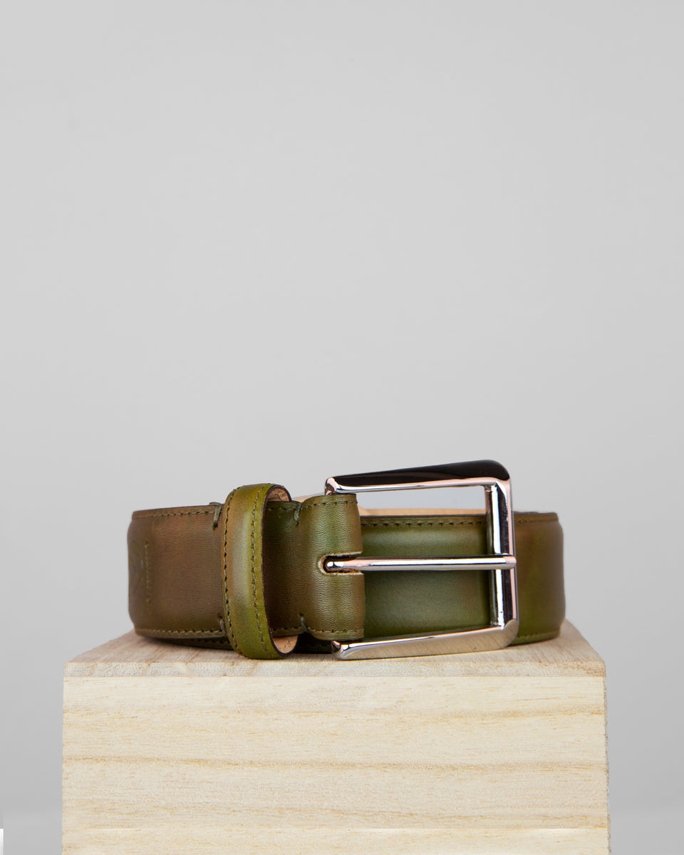 Leather Belt | Autumn Leaves