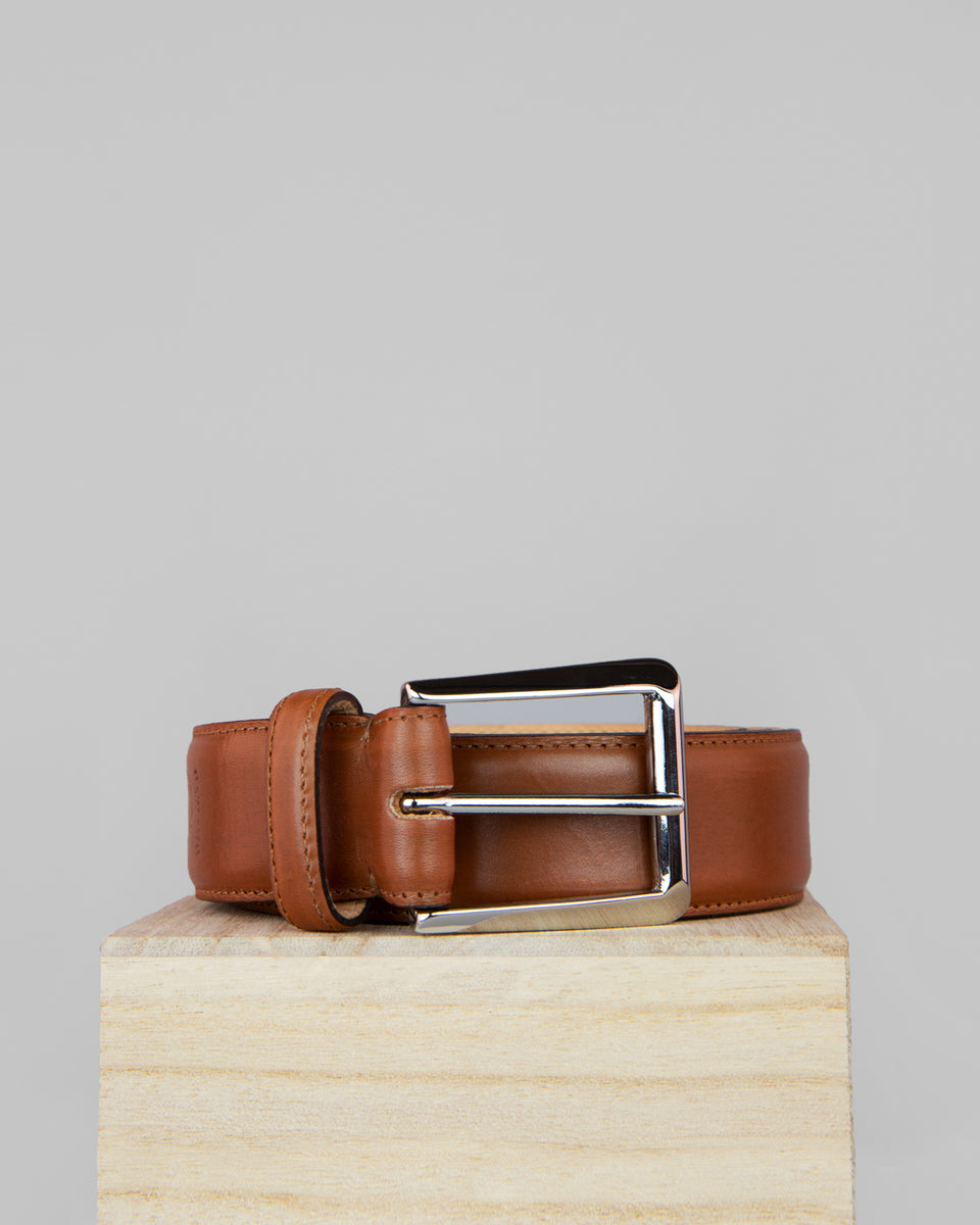Leather Belt | Vintage Cedar