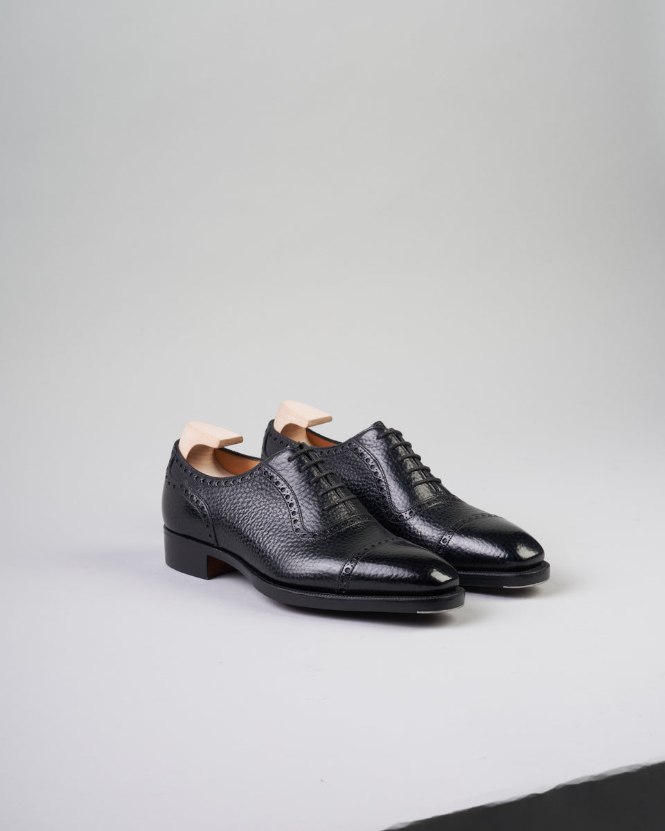 St. James II | English Grain | Black