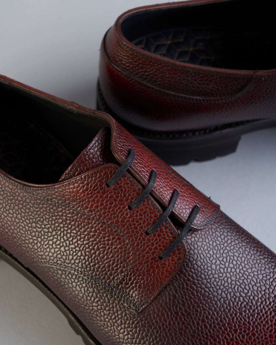 Derby Simple | Oxblood