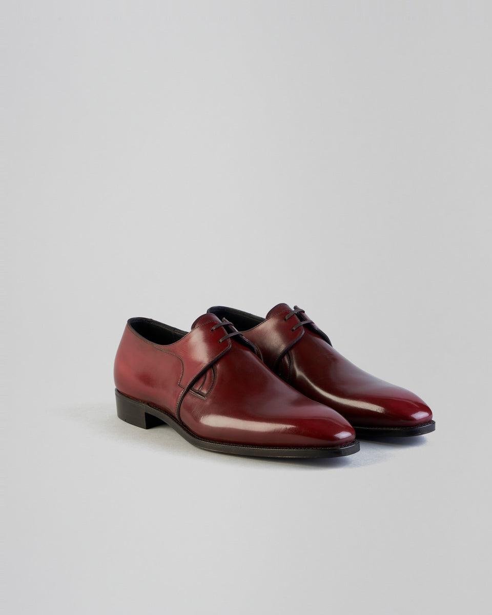 Decon Chelsea Shoe | Burgundy