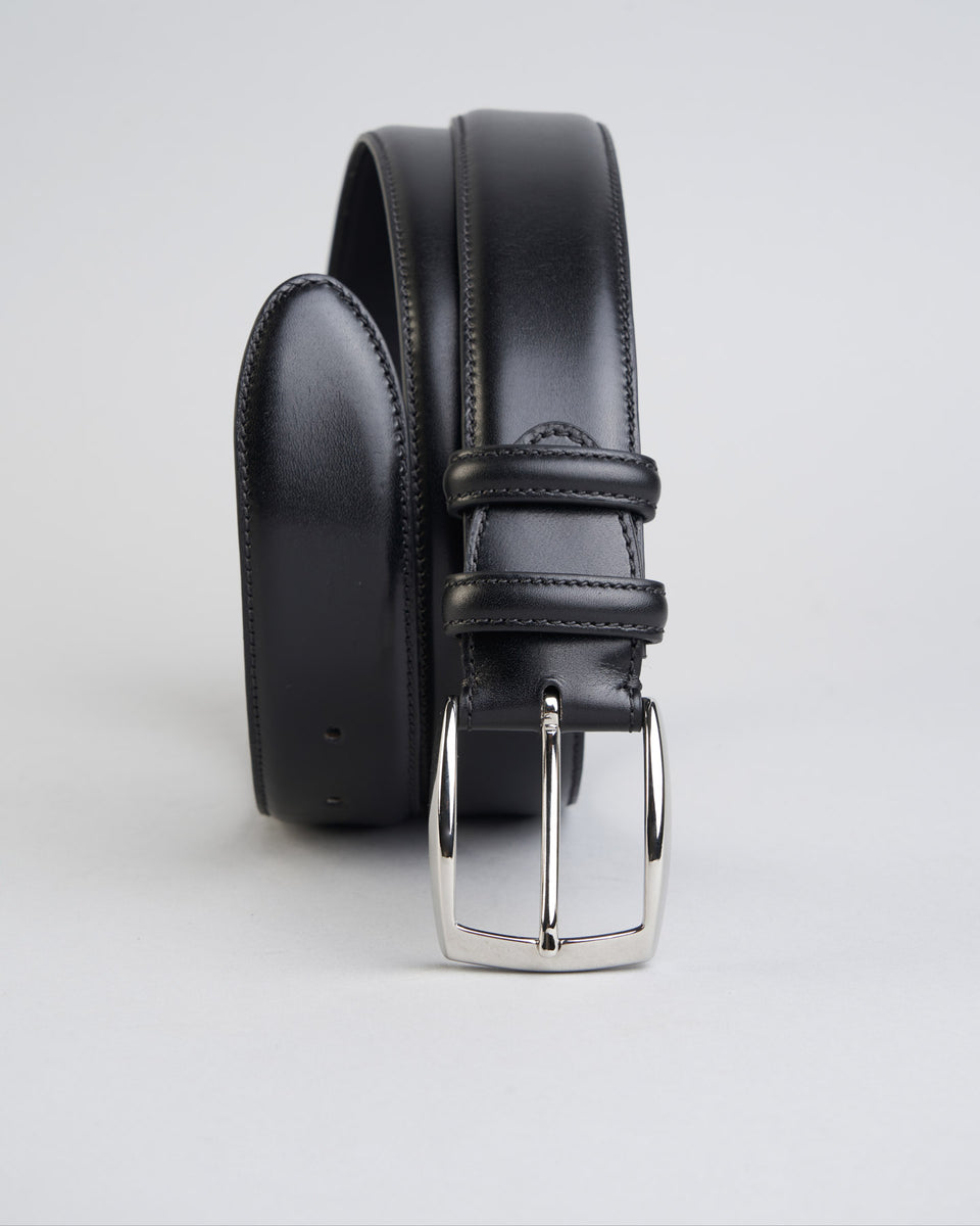 Belt | Leather | Black