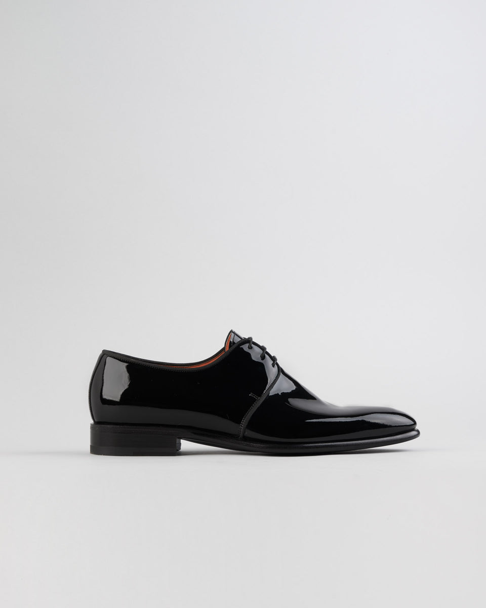 Patent Leather | Black