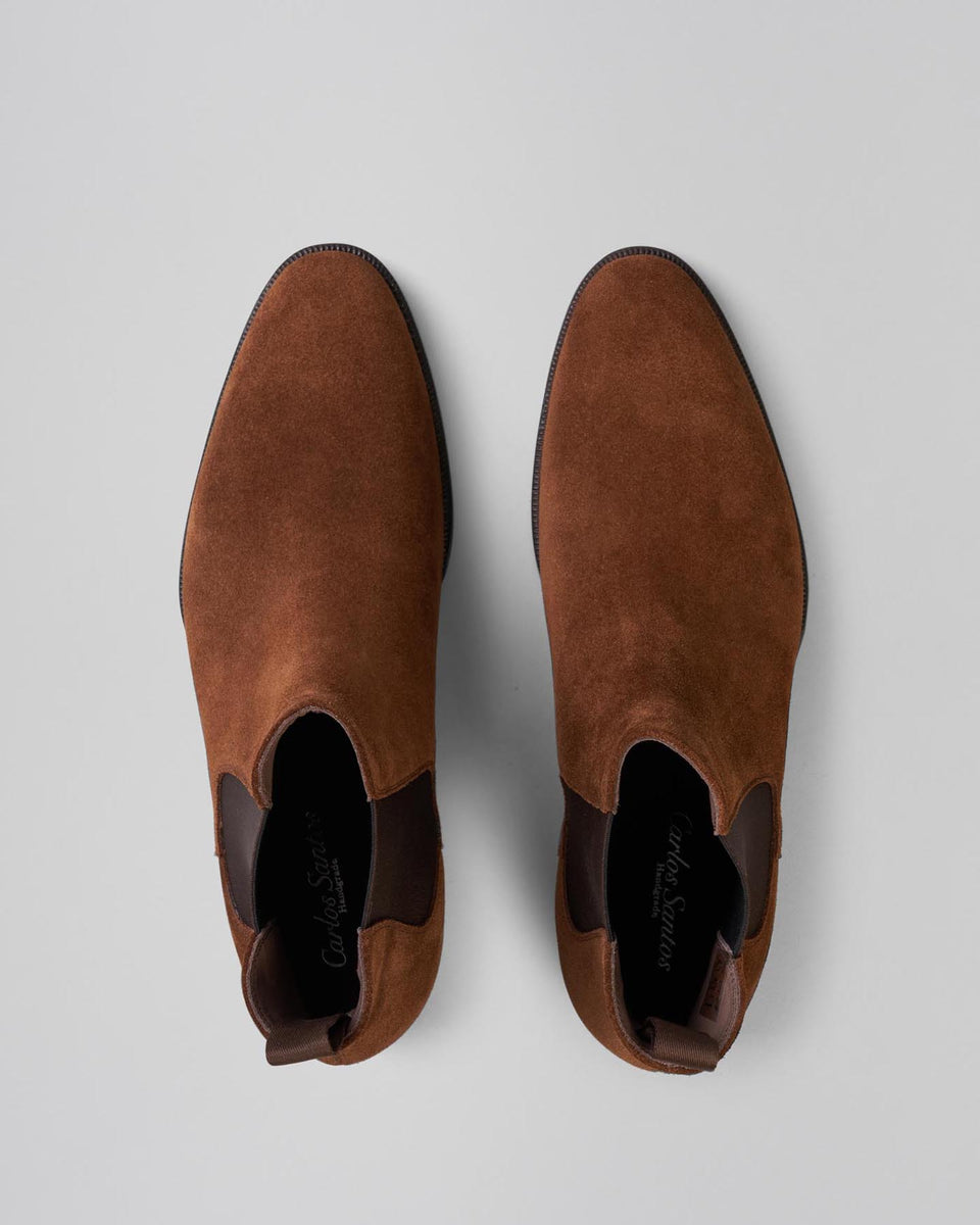 Chelsea | Suede | Brown