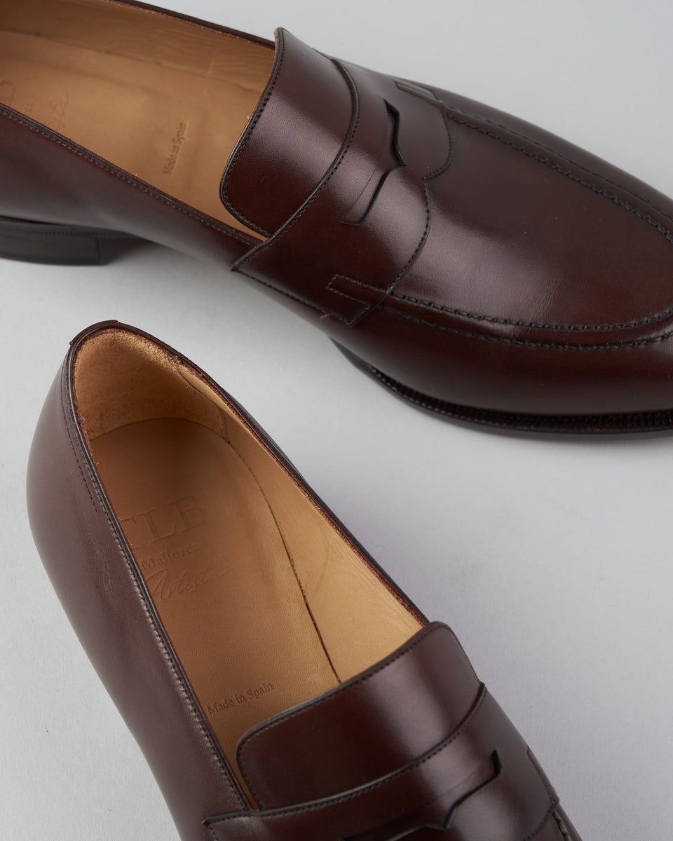 Penny Loafer | Dark Brown