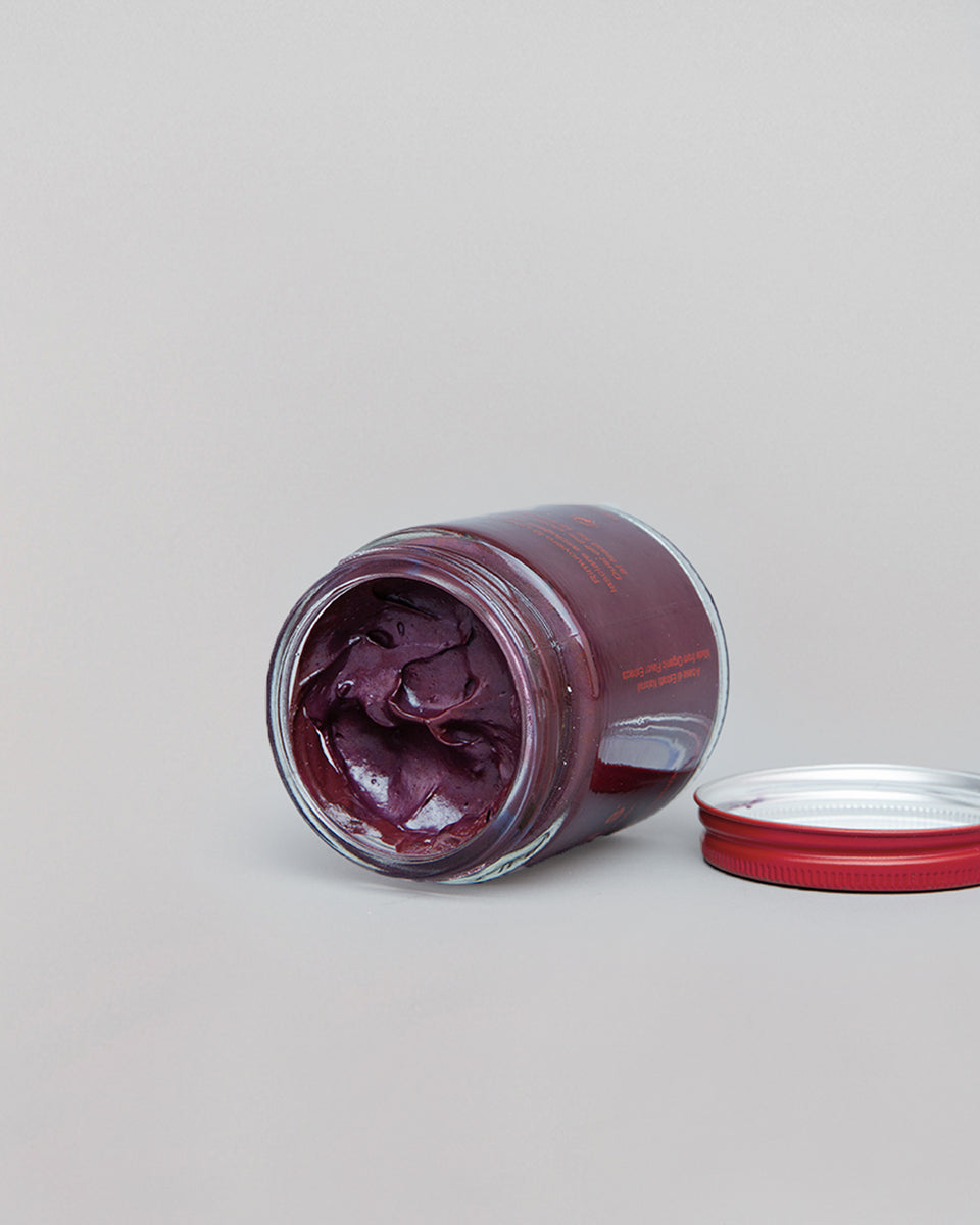 Leather Shoe Cream | Burgundy