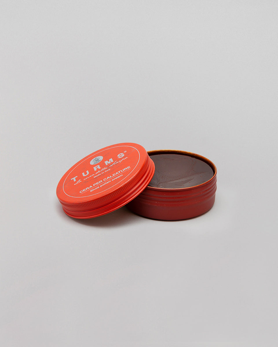 Leather Shoe Polish | Light Brown