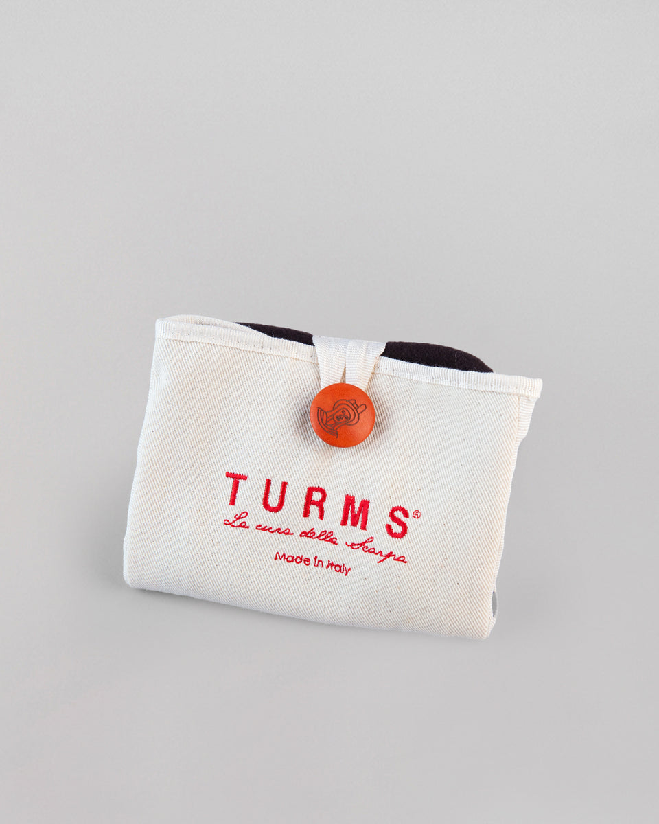 Turms x The Hand | Shoe Care Travel Kit