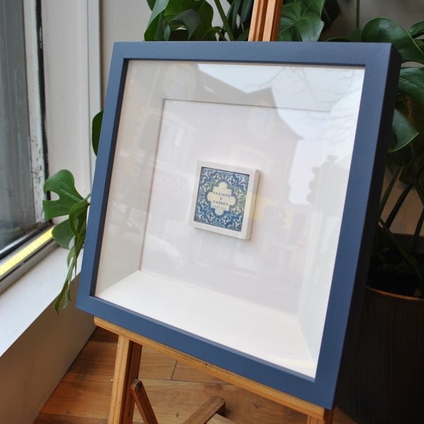 bespoke framing by canvas: OBJECTS