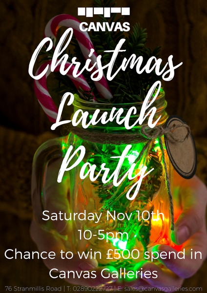 Christmas Launch Party