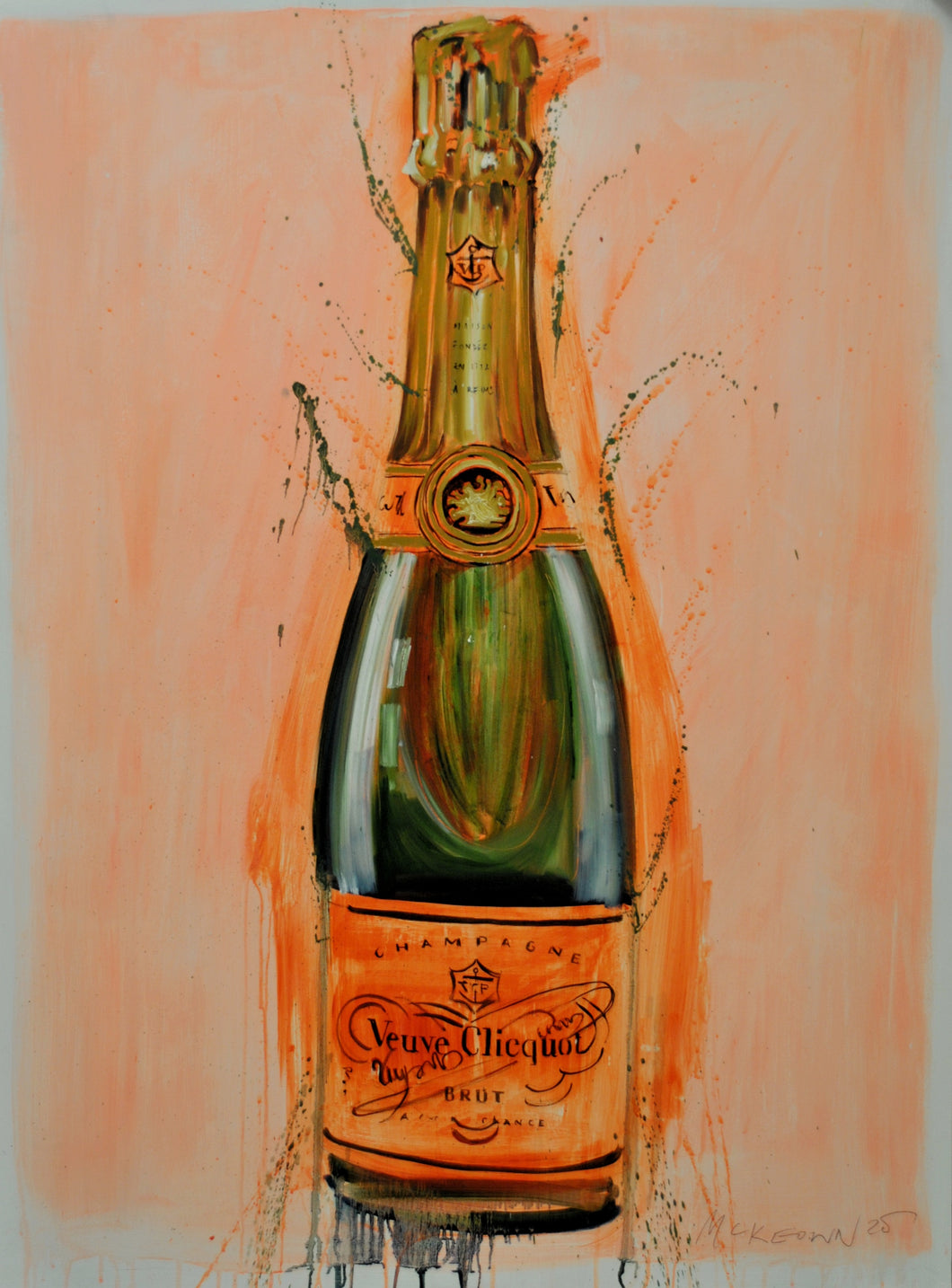 Veuve Clicquot - Orange
