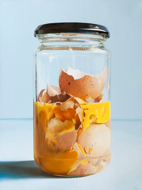 Eggs in Jar