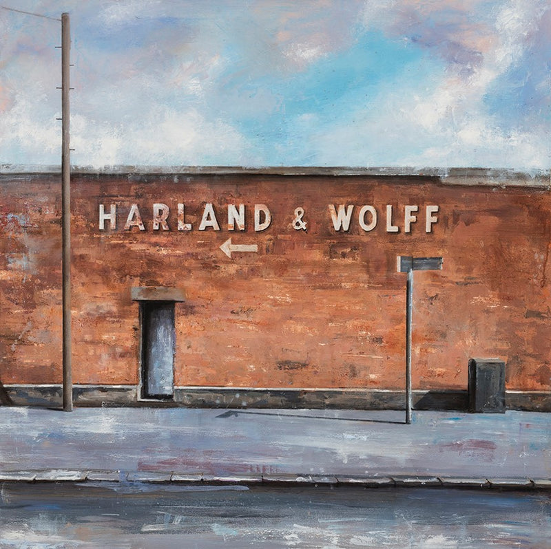 Limited Edition Print 'Harland & Wolff'