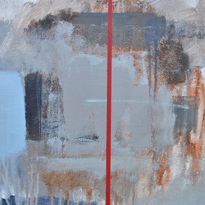 Jonny McEwen original contemporary painting on canvas untitled abstract