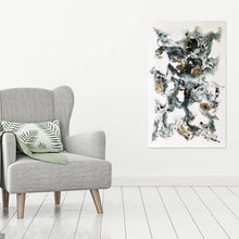 Load image into Gallery viewer, Laura Gray original painting 'Fernweh', 2019, 122cm x 76cm, Mixed Medium on Canvas