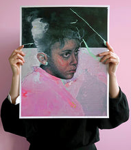 Load image into Gallery viewer, 'Barber Boy' Limited Edition Fine Art Print