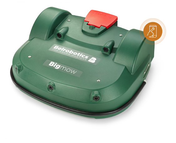 Belrobotics Lawnmowers and Ballpickers
