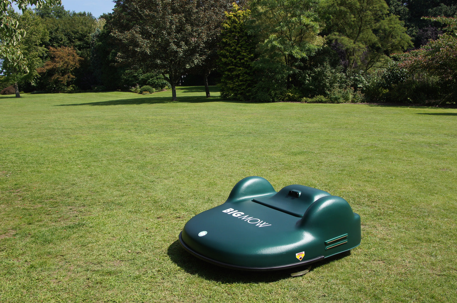 Bigmow Automated Robot Mower