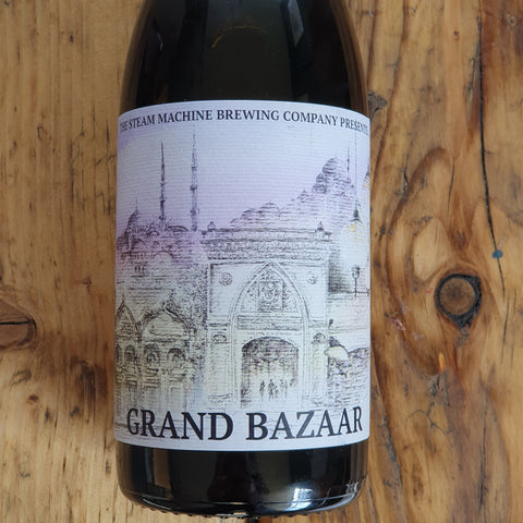 GRAND BAZAAR IMPERIAL STOUT 11.6%