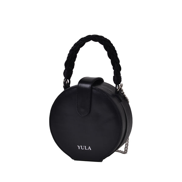 1933 Dara Round Bag - Black