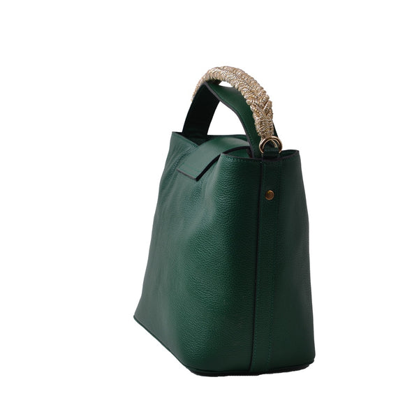 1924 Farah Bucket Bag - Green