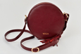 Batool Circle Bag - Burgundy