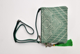 FAY Triple -zip Crossbody Bag - Green