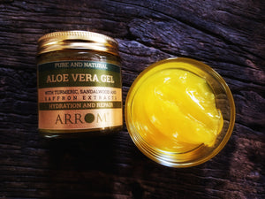 ILLUMINATING ALOE VERA GEL