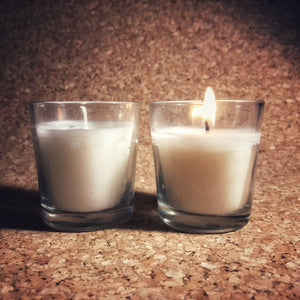 SHOT GLASS CANDLES | SET OF 6