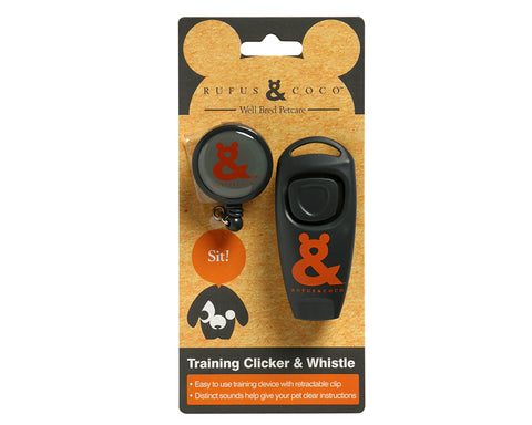 Training Clicker & Whistle